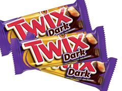 CHOCOLATE TWIX DARK 18UNX40G