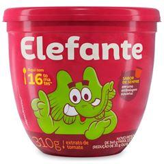 EXTRATO TOMATE ELEFANTE PP 310G
