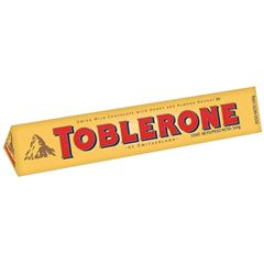 CHOC TOBLERONE AO LEITE 100G