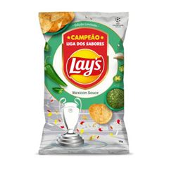 LAYS MEXICAN SAUCE 40G