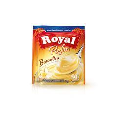 PUDIM ROYAL BAUNILHA 12X50G