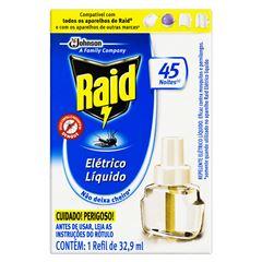 RAID ELETR LIQ RF 45N 32,9ML