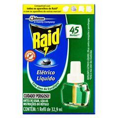 RAID ELETR LIQ RF 45N EUCALIPTO 32,9ML