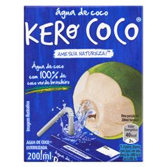 AGUA DE COCO KERO COCO 200ML