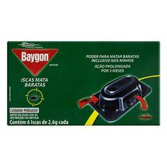 BAYGON ISCA MATA BARATA 6X2,6G