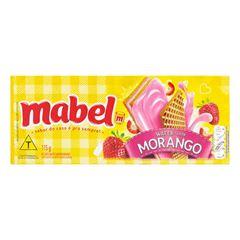 WAFER MABEL MORANGO 115G