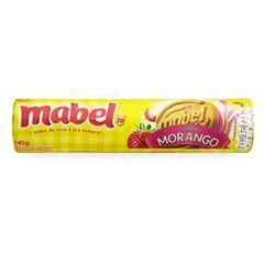 RECHEADO MAIS MABEL MORANGO 140G