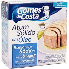 ATUM GDC SOLIDO EM OLEO BX EM SODIO 170G