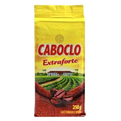 CAFE CABOCLO VACUO EXTRA FORTE 250G