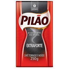 CAFE PILAO VACUO EXTRA FORTE 250G