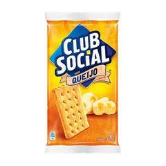 CLUB SOCIAL QUEIJO 6X23,5G