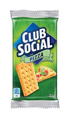 CLUB SOCIAL PIZZA 6X23,5G