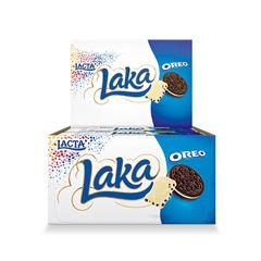 CHOC LACTA LAKA OREO 20X20G