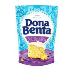 MISTURA P BOLO D BENTA BAUNILHA 450G