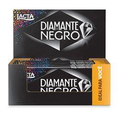 CHOC LACTA DIAM NEGRO 17X90G