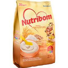 MINGAU NUTRIBOM MULTICEREAIS 230G