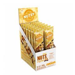 BAR NUTRY NUTS ORIGINAL 12X30G