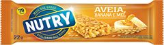 BAR NUTRY CEREAL AVEIA BAN MEL 24X22G